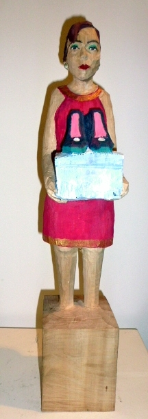 Edeka Frau [779]